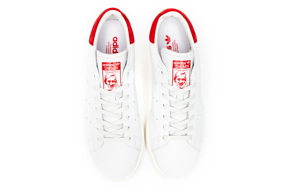 Adidas Stan Smith rojo