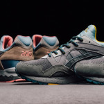 "Avance: Asics Gel Lyte V ""Carbon Grey"""