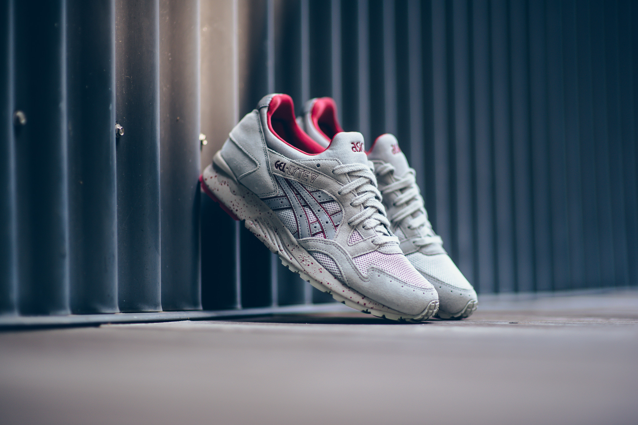 Asics Gel Lyte V high España