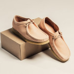 Clarks Originals Wallabee «Natural Tan Leather»