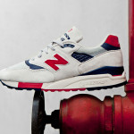 "J.Crew x New Balance 998 Made in USA ""Independence Day"""