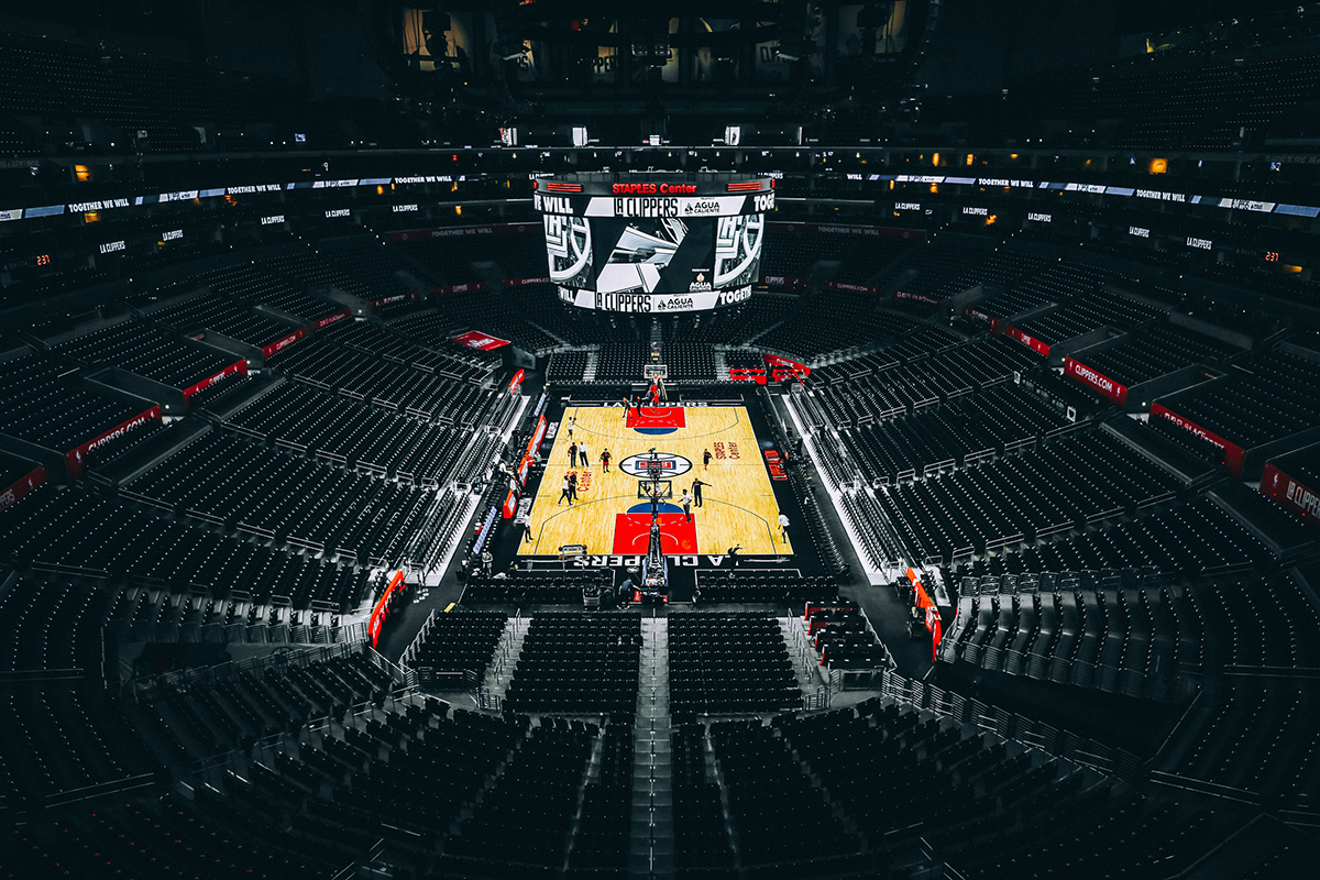 L.A.Clippers-Stadium