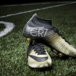 Nike Mercurial CR7 «Rare Gold»