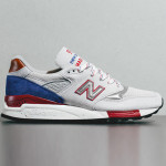 Nueva combinación para la New Balance 998 Made in USA