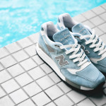 New Balance Made in USA 998 «Azul Piscina»