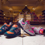 Size? Harrods x New Balance 574 Made in USA