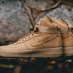 "Avance: Nike Air Force 1 High ""Flax"""