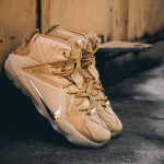 Nike Lebron XII EXT 'Wheat'