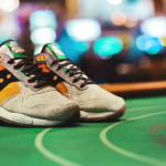 Feature x Saucony G9 Shadow 5 'The Pumpkin'