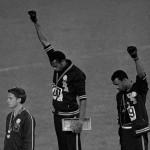Tommie Smith en Méjico '68