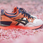 UBIQ x Asics Gel Lyte V «Midnight Bloom»