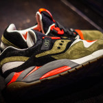 UBIQ x Saucony Grid 9000 «Dirty Martini»