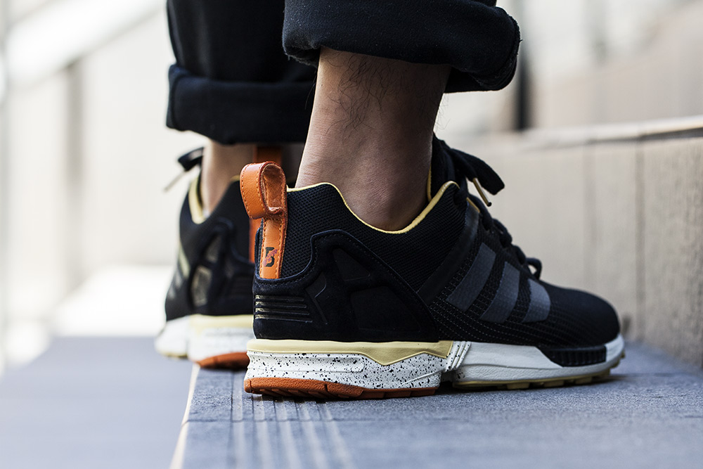 new product ec6eb 24384 adidas zx flux consortium