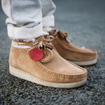 Goodhood x Clarks Originals Wallabees