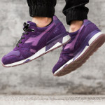 "Packer Shoes x Diadora N9000 ""Purple Tape"""