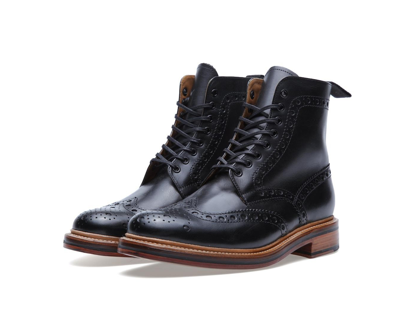 grenson-fred-derby-brogue-negro-ampli