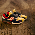 PlayCloths x Saucony Grid 9000 «Motocross»
