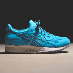 Ronnie Fieg x Asics Gel Lyte V «Mint Leaf & Cove»