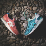"Ronnie Fieg x Asics Gel Lyte V ""Rose Gold & Sage"""