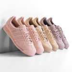Oyster Holdings x Adidas Samoa «Pigskin Suede Pack»