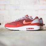 Nike Air Max 1 Jacquard «Laser Crimson»