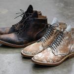 Viberg y sus botas pintadas